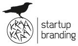 kraakraa startup branding